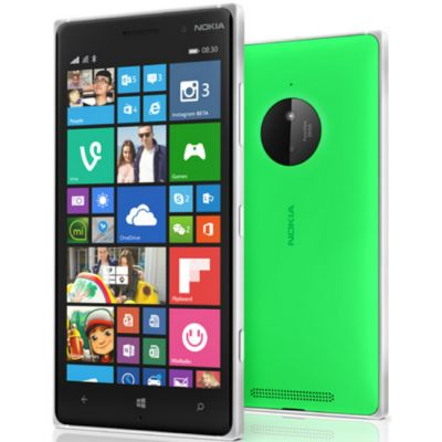 Смартфон Nokia Lumia 830 Green