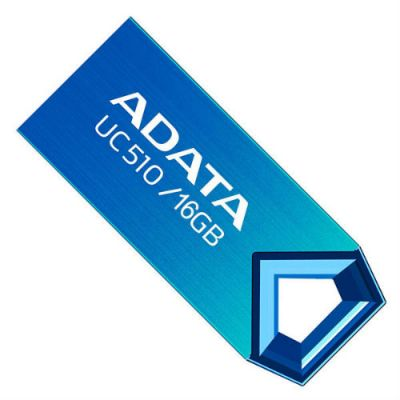 Флешка ADATA 16GB DashDrive UC510 (синий) AUC510-16G-RBL