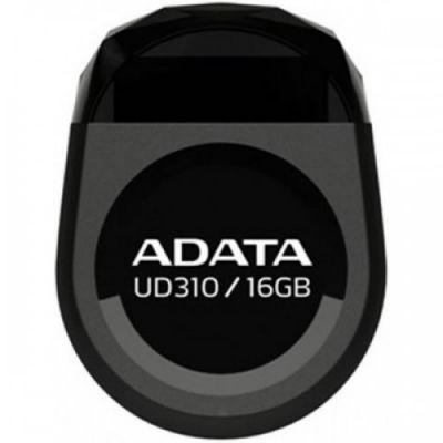 Флешка ADATA 16GB DashDrive UD310 (черный) AUD310-16G-RBK