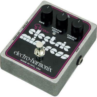 Педаль эффектов Electro-Harmonix STEREO ELECTRIC MISTRESS