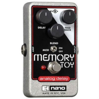 Педаль эффектов Electro-Harmonix NANO MEMORY TOY