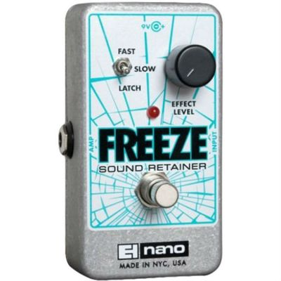 Педаль эффектов Electro-Harmonix FREEZE