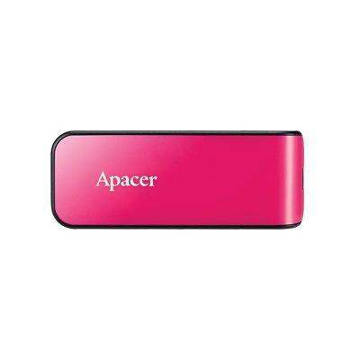 Флешка Apacer 16GB Handy Steno AH334 (розовый) AP16GAH334P-1