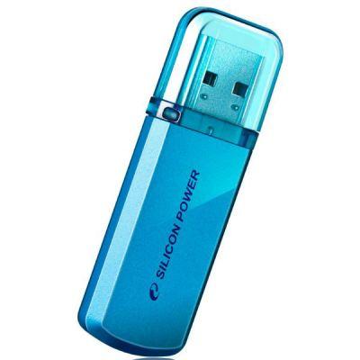 Флешка Silicon Power 64Gb Helios 101 (синий) SP064GBUF2101V1B