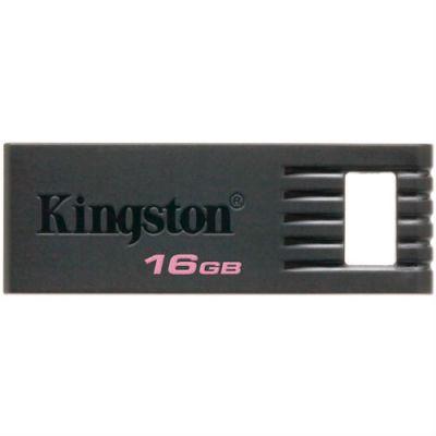 Флешка Kingston 16GB DataTraveler SE7 (черный) DTSE7/16GB