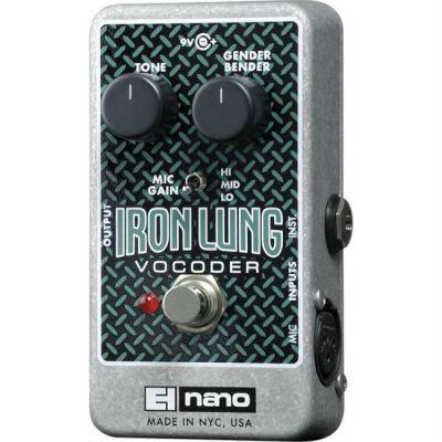 Педаль эффектов Electro-Harmonix IRON LUNG NANO