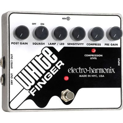 Педаль эффектов Electro-Harmonix WHITE FINGER