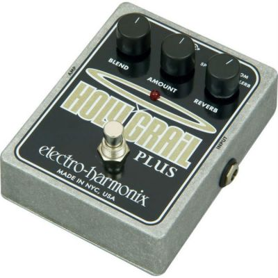 Педаль эффектов Electro-Harmonix HOLY GRAIL PLUS