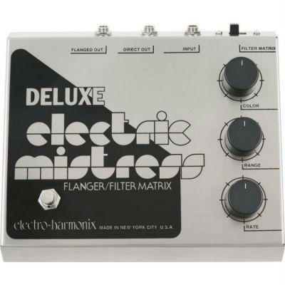 Педаль эффектов Electro-Harmonix DELUXE ELECTRIC MISTRESS