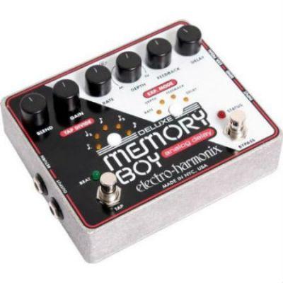 Педаль эффектов Electro-Harmonix DELUXE MEMORY BOY