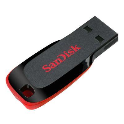������ SanDisk 64GB CZ50 Cruzer Blade SDCZ50-064G-B35
