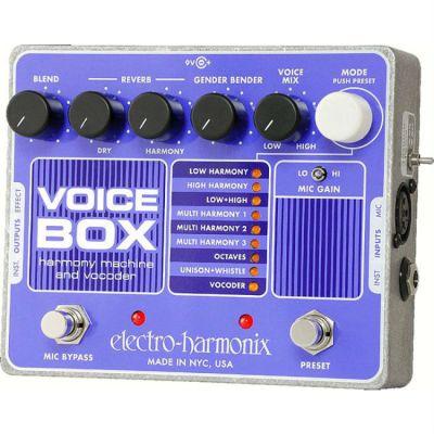 Педаль эффектов Electro-Harmonix VOICE BOX