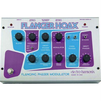 Педаль эффектов Electro-Harmonix FLANGER HOAX