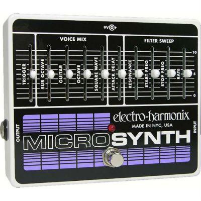 Педаль эффектов Electro-Harmonix MICRO SYNTH