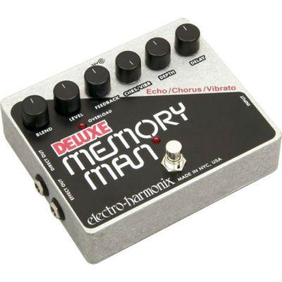 Педаль эффектов Electro-Harmonix DELUXE MEMORY MAN