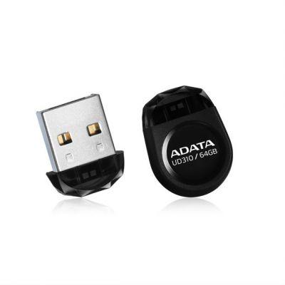 ������ ADATA 64GB DashDrive UD310 (������) AUD310-64G-RBK