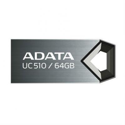 Флешка ADATA 64GB DashDrive UC510 (серый) AUC510-64G-RTI