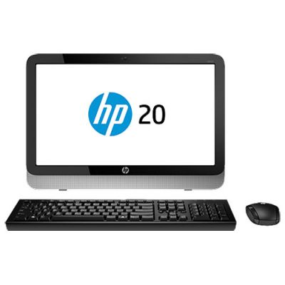 Моноблок HP HP 20-2210ur All-in-One K2F48EA