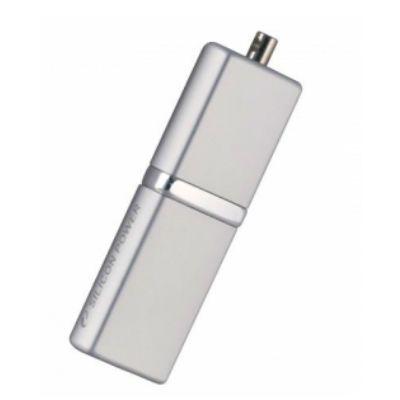 Флешка Silicon Power 32Gb LuxMini 710 (серебристый) SP032GBUF2710V1S