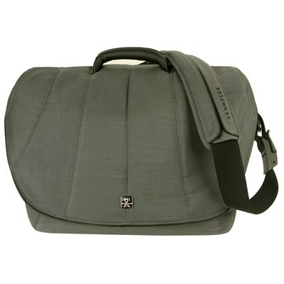 "����� Crumpler ����� Beancounter 17"" dk.mouse grey/bl.leather BEA-002"