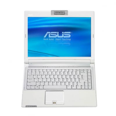 ������� ASUS F8P(F8V) T5550 White