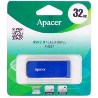 ������ Apacer 32GB Handy Steno AH334 (�����) AP32GAH334U-1