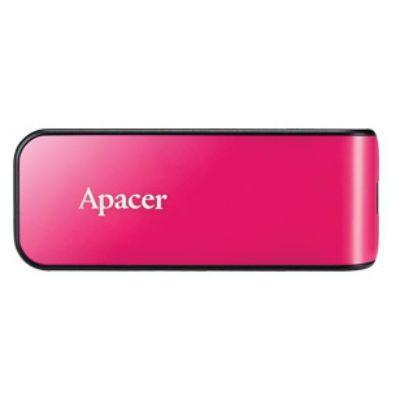 Флешка Apacer 32GB Handy Steno AH334 (розовый) AP32GAH334P-1