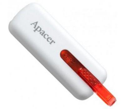 ������ Apacer 32GB Handy Steno AH326 (�����) AP32GAH326W-1