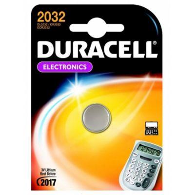Батарейки Duracell CR2032 550876
