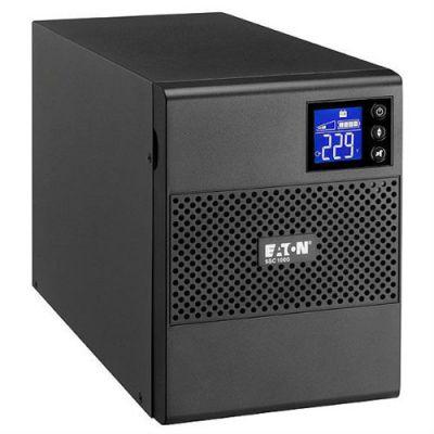 ИБП Eaton 5SC 750 VA Tower черный 5SC750I