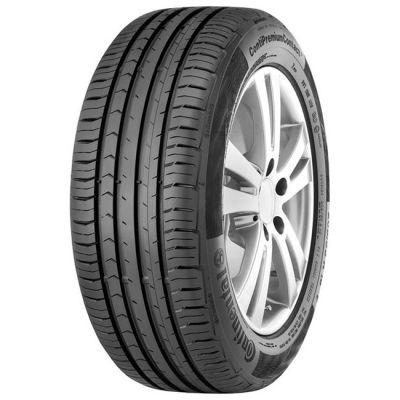 Летняя шина Continental ContiPremiumContact 5 215/55 R16 93V 0356251
