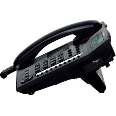 Телефон Panasonic KX-TS2388RUB Black проводной