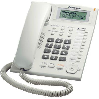 ������� Panasonic KX-TS2388RUW White ���������