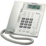 Телефон Panasonic KX-TS2388RUW White проводной