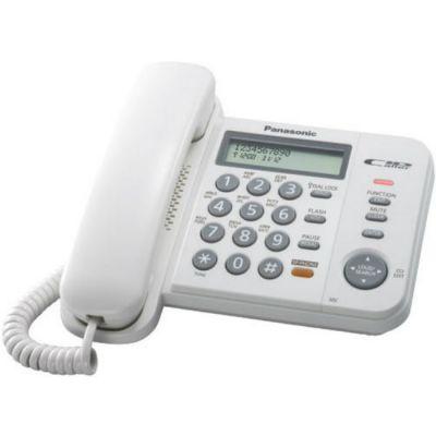 ������� Panasonic KX-TS2358RUW White ���������