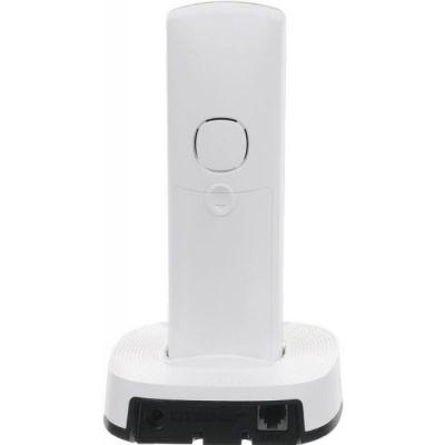 Телефон Panasonic Dect KX-TGC310RU2 (черно-белый)