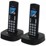 Телефон Panasonic Dect KX-TGC322RU1 Black