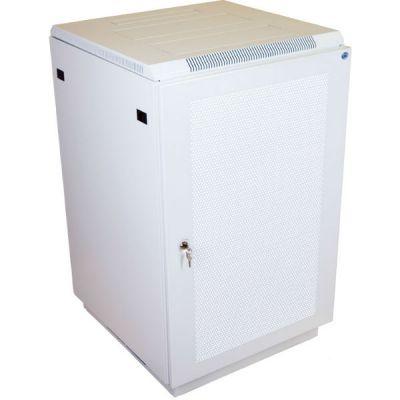 Шкаф ЦМО телекоммуникационный напольный 18U (600x800) дверь перфорированная ШТК-М-18.6.8-4ААА