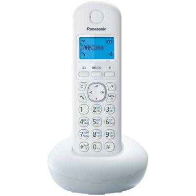Телефон Panasonic Dect KX-TGB210RUW White