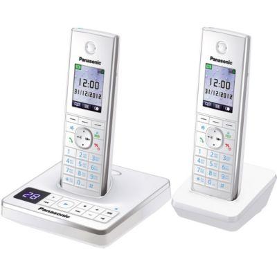 ������� Panasonic Dect KX-TG8562RUW White
