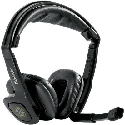 Наушники с микрофоном Defender Warhead HN-G150 64104