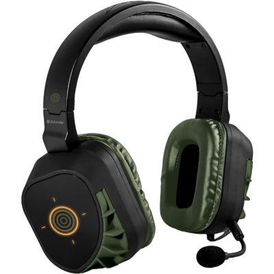 Наушники с микрофоном Defender Warhead HN-G180 64105