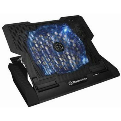 ����������� ��������� Thermaltake Massive23 GT Black/Blue CLN0020