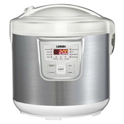 ����������� Lumme LU-1431 white steel