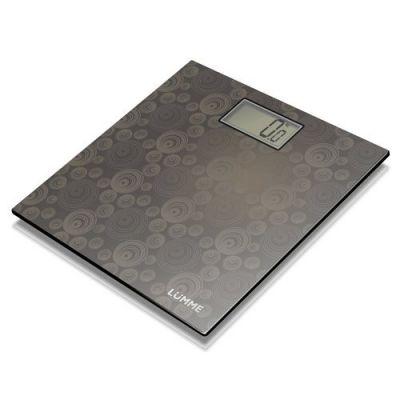 Весы напольные Lumme LU-1306 titan krug