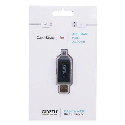 КартРидер Ginzzu GR-583UB Black