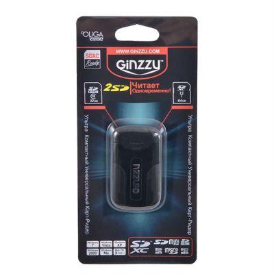 КартРидер Ginzzu GR-422B Black