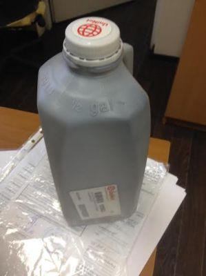 Расходный материал Kyocera uninet 10983 емкость с порошком 22274-002 FS9530 TK710