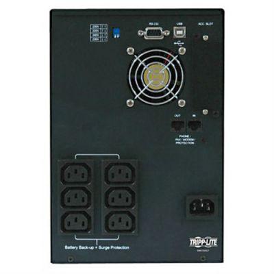 ИБП Tripplite 750VA,Line-interactive,1 RS-232, USB, 6хС13. SNMP Slot SMX750SLT