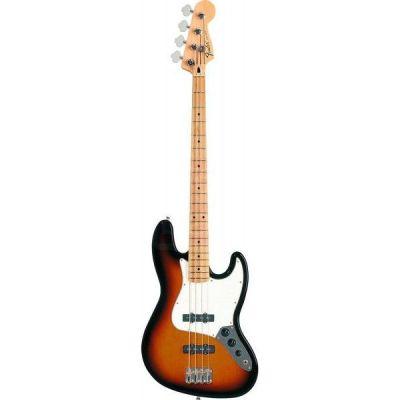 ���-������ Fender Standard Jazz Bass MN Brown Sunburst Tint